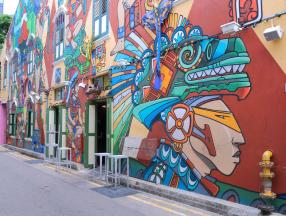 新加坡文艺小众打卡圣地_自助游_新加坡自由行指南