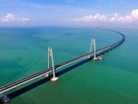 港珠澳大桥正式通车_自助游_港澳自由行指南