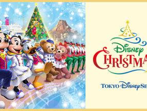 2018年东京迪士尼海洋公园圣诞公演活动_日本自由行指南