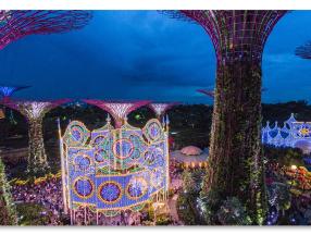邂逅热带的圣诞仙境_新加坡自由行指南