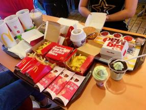 新加坡麦当劳2019年新品_麦当劳新品_新加坡美食