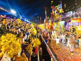 2019年新加坡妆艺大游行开始啦_新加坡旅游_新加坡自由行