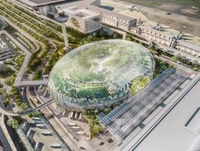 新加坡耗巨资建造的星耀樟宜,提前免费参观_新加坡旅游_新加坡自由行