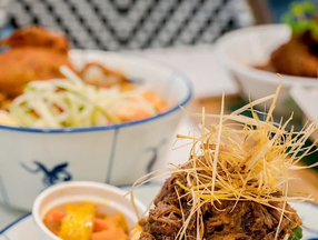 新加坡米其林级别椰浆饭在这里_新加坡旅游_新加坡自由行