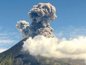 巴厘岛阿贡火山再次喷发,请注意安全_印度尼西亚旅游_印度尼西亚自由行