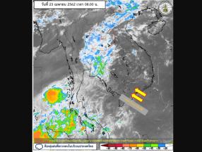泰气象局:持续高温,部分地区伴有强风雷雨_泰国旅游_泰国自由行