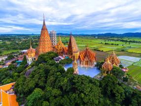泰国北碧府必游10大景点_泰国旅游_泰国自由行