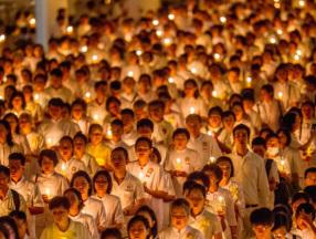2019年泰国卫塞节举办地点合集_泰国旅游_泰国自由行