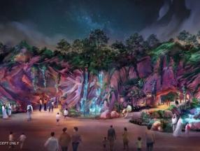 """""""Fantasy Springs""""为东京迪士尼海洋新园区名称_东京迪士尼_日本旅游"""