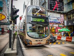 香港地铁,巴士,出租车,渡轮等交通方式详细介绍