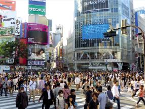 日本旅游购物介绍(购物中心,退税等)