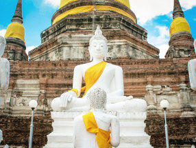 泰国大城往返素可泰的交通方式全攻略
