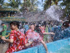 2019年泰國潑水節遊玩攻略_泰國旅遊_泰國自由行