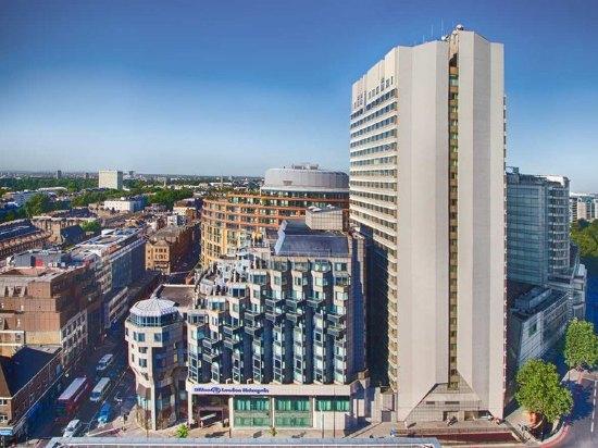 伦敦大都市希尔顿酒店