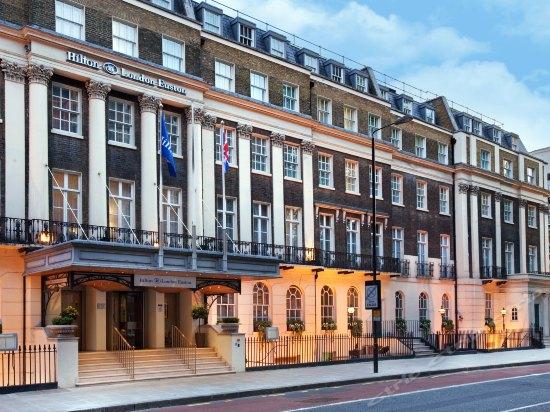 伦敦尤斯顿希尔顿酒店