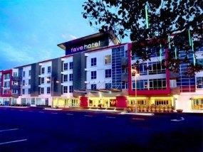 兰卡威珍南海滩法维酒店