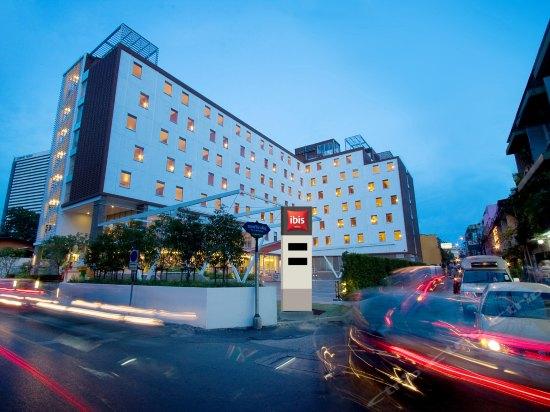 曼谷宜必思沙吞酒店