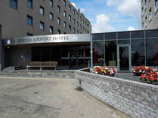 阿姆斯特丹机场贝斯特韦斯特酒店
