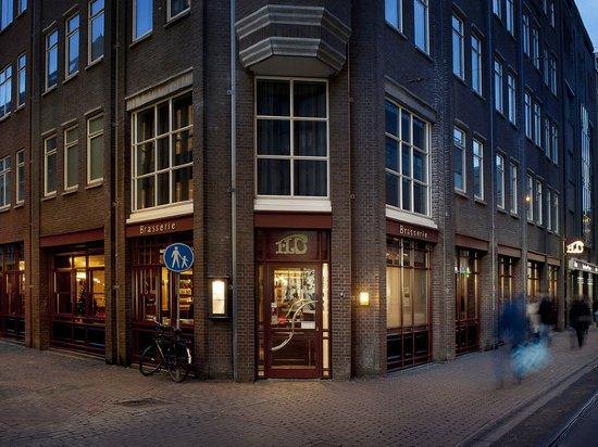 阿姆斯特丹伦勃朗广场罕布什尔酒店