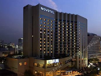首尔江南大使诺富特酒店