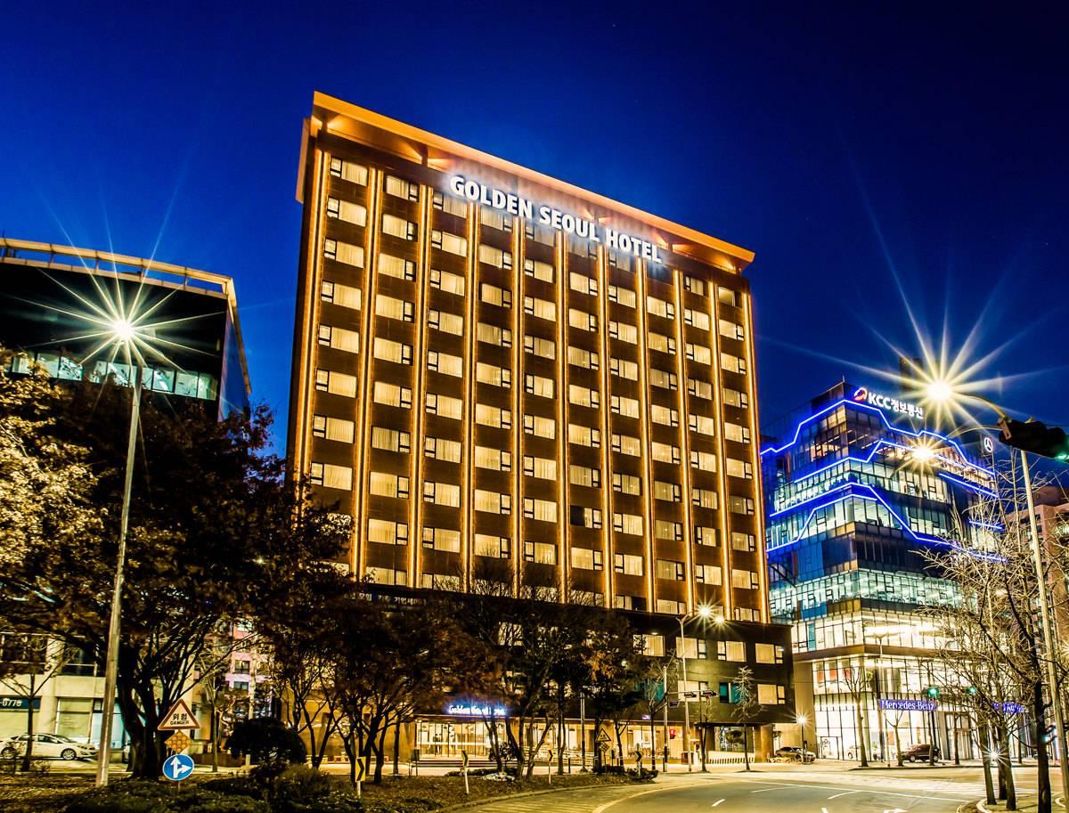 金色首尔酒店