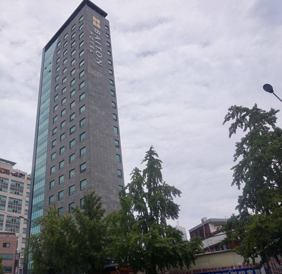 首尔贝顿东大门酒店