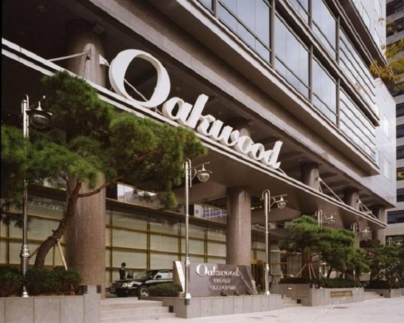 首尔奥克伍德贸易展览中心酒店