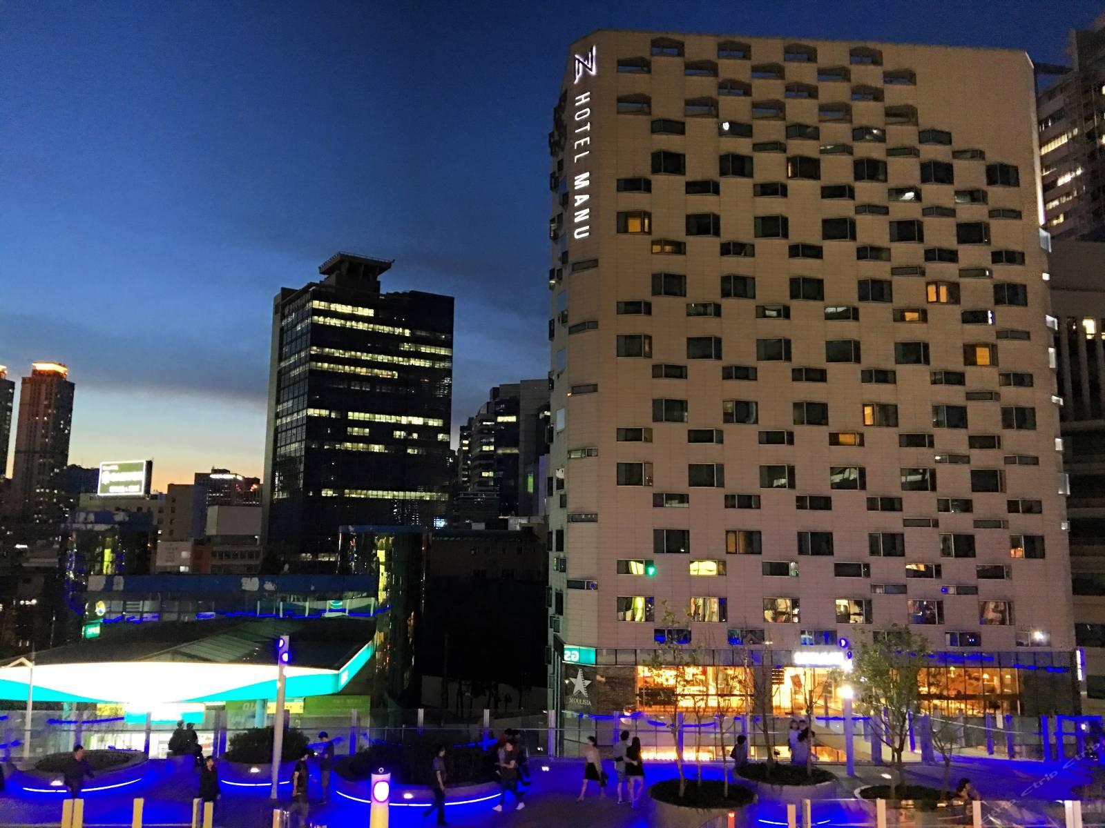 首尔马努酒店