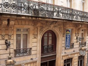 贝斯特韦斯特格兰德法国人酒店