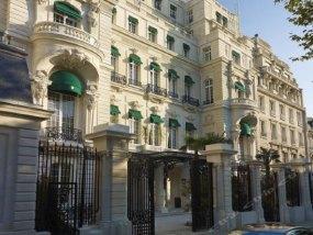巴黎香格里拉酒店