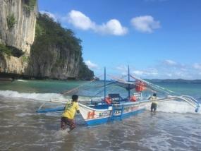 菲律宾巴拉望爱妮岛跳岛一日游(含午餐,多线路可选)