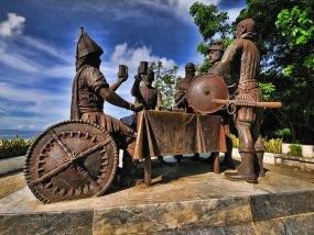 薄荷岛探险之旅一日游(眼镜猴+巧克力山+ATV+空中自行车)