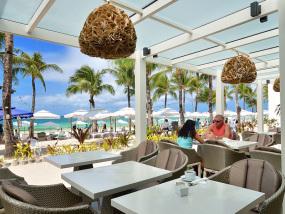 菲律宾长滩岛丽晶酒店海鲜自助晚餐