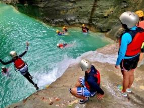 宿务至巴迪安峡谷穿越+卡瓦山瀑布探险一日游