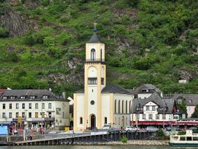 德国莱茵河谷之旅(含莱茵河巡航,法兰克福出发)