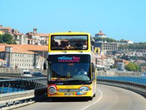 葡萄牙波尔图观光巴士(游船可选)