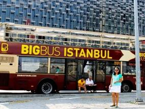 伊斯坦布尔随上随下观光巴士之旅