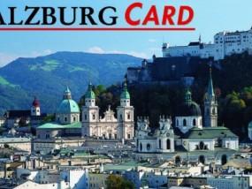 奥地利萨尔茨堡城市通票