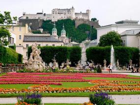 米拉贝尔宫殿古典音乐会之旅