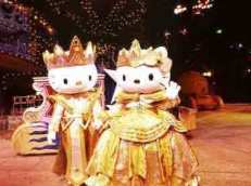 三丽鸥彩虹乐园Hello Kitty主题乐园