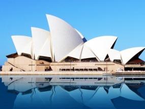 悉尼歌剧院(含中文导游)