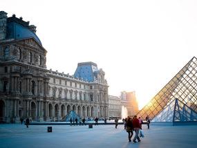 法国巴黎卢浮宫(免排队)