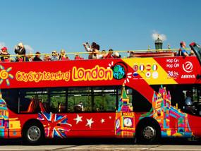 【伦敦传统观光游】 伦敦随上随下观光巴士