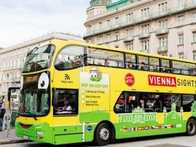 奥地利维也纳随上随下观光巴士
