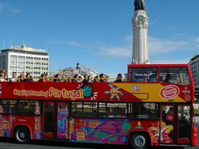 葡萄牙里斯本随上随下观光巴士