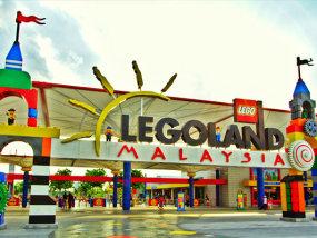 马来西亚新山乐高主题乐园