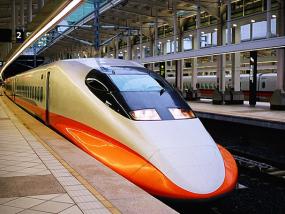 台北至嘉义双向高铁乘车券