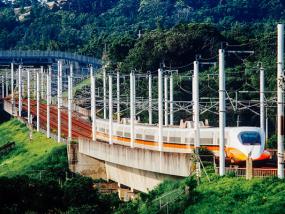 台北至新竹双向高铁乘车券