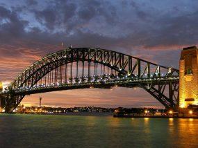 悉尼大桥攀登体验