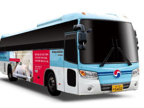 韩国KAL机场巴士